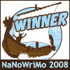 NaNowriMo 50,000 Words!